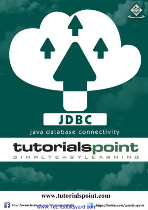 JDBC Java Database Connectivity Tutorial