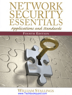 Network Security Essentials Applications and Standards 4th Edition by William Stallings
