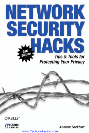 Network Security Hacks Second Edition By Andrew Lockhart