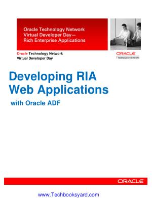 Oracle Technology Network Virtual Developer Day Database