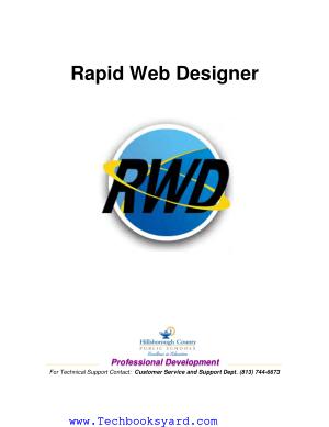 Rapid Web Designer
