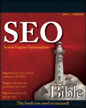 SEO Search Engine Optimization Bible by Jerri L Ledford