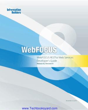 WebFOCUS RESTful Web Services Developers Guide