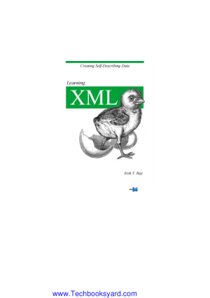 OReilly Learning XML by Erik T Ray