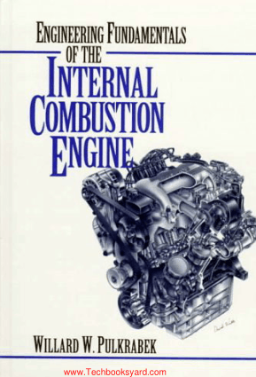 Engineering Fundamentals of the Internal Combustion Engine By Willard W Pulkrabek