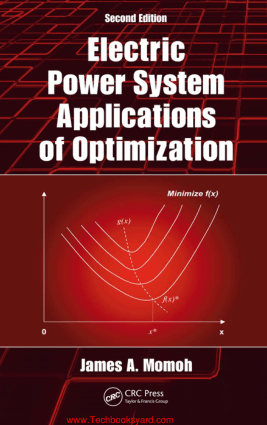 Electric Power System Applications of Optimization Second Edition By Momoh James A Momoh