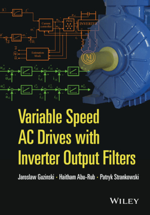 Variable Speed AC Drives with Inverter Output Filters By Jaroslaw Guzinski and Haitham Abu Rub and Patryk Strankowski
