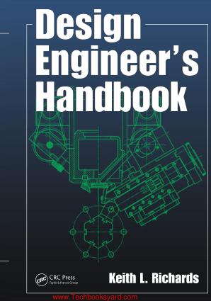 Design Engineers Handbook By Keith L Richards