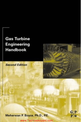 Gas Turbine Engineering Handbook Second Edition By Meherwan P Boyce