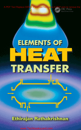 Heat Elements of Transfer by Ethirajan Rathakrishnan