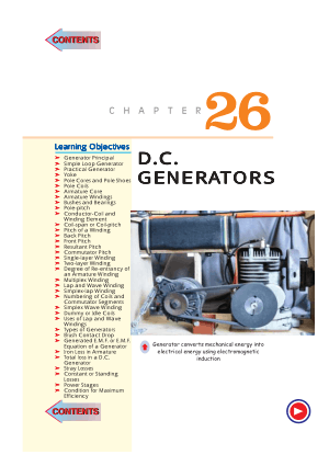 A textbook of electrical technology By theraja-volume 2 Chapter26