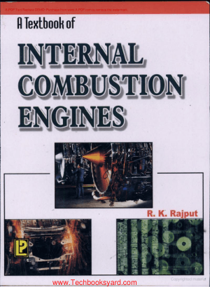 Internal Combustion Engines By R K Rajput