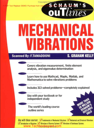 Mechanical Vibrations by S. Gramham Kelly