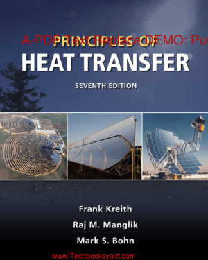 Ptinciples of Heat Transfer 7th Edition