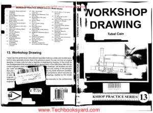 Workshop Practice Series 13 Workshop Drawing