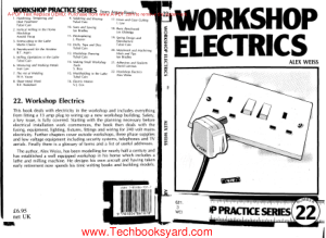 Workshop practice series 22 Workshop electrics