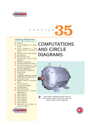 A textbook of electrical technology By theraja-volume 2 Chapter35